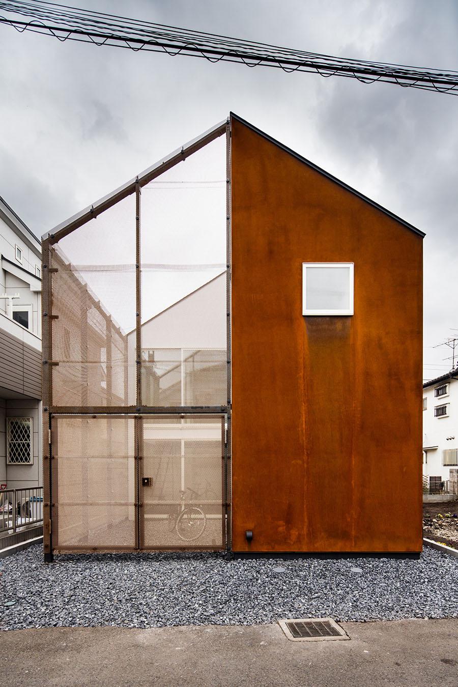 Transustainable House by Sugawaradaisuke