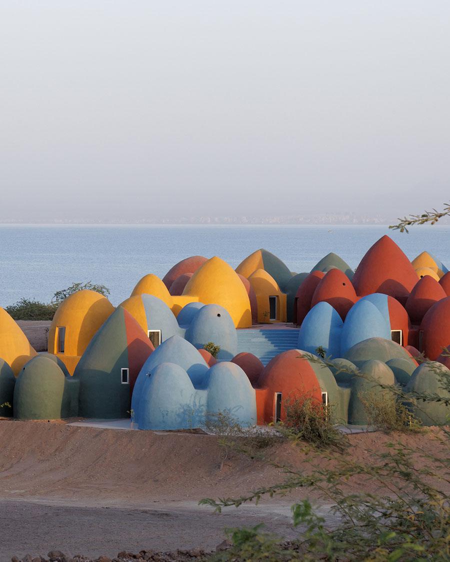 Presence in Hormuz 2 by ZAV Architects