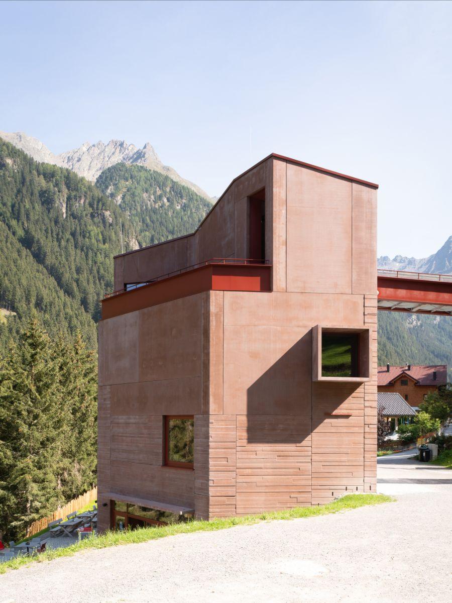 Ibexmuseum St. Leonhard by Atelier Köberl