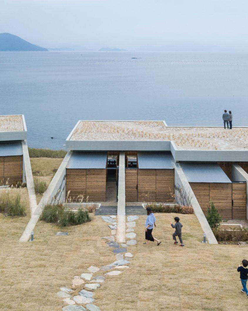 Jipyungzip Guest House / BCHO Partners