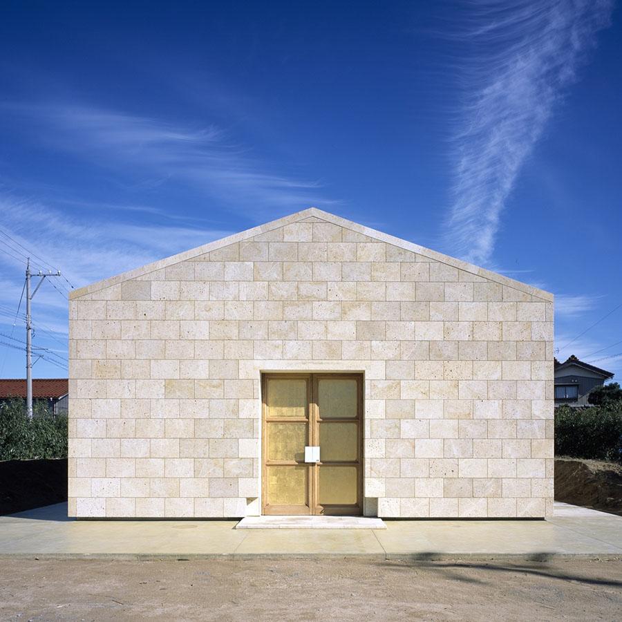 Mutan Gallery Shop by APOLLO Architects