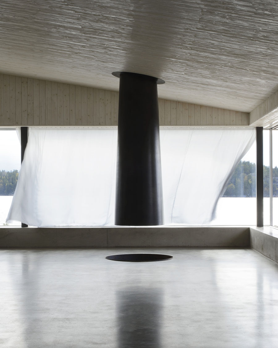 Lilla Rågholmen House by Arrhov Frick