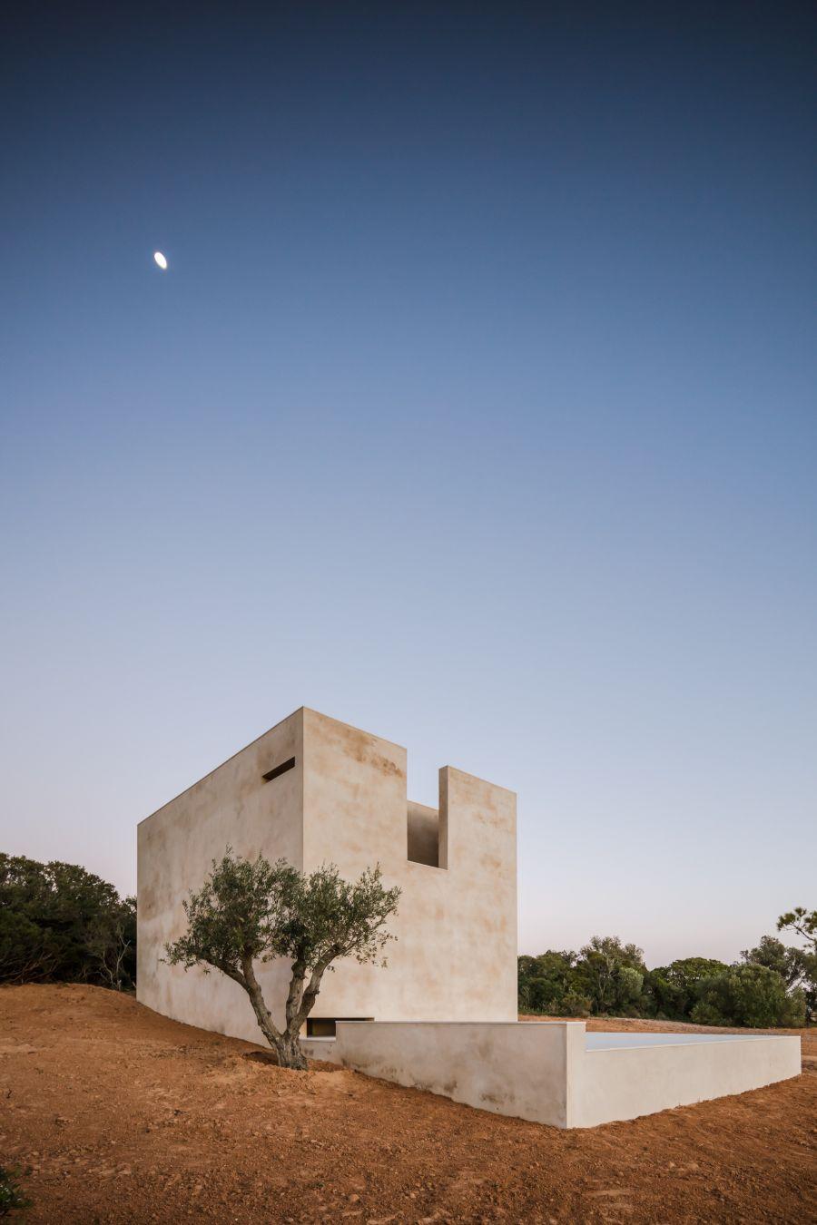 Capela do Monte by Alvaro Siza