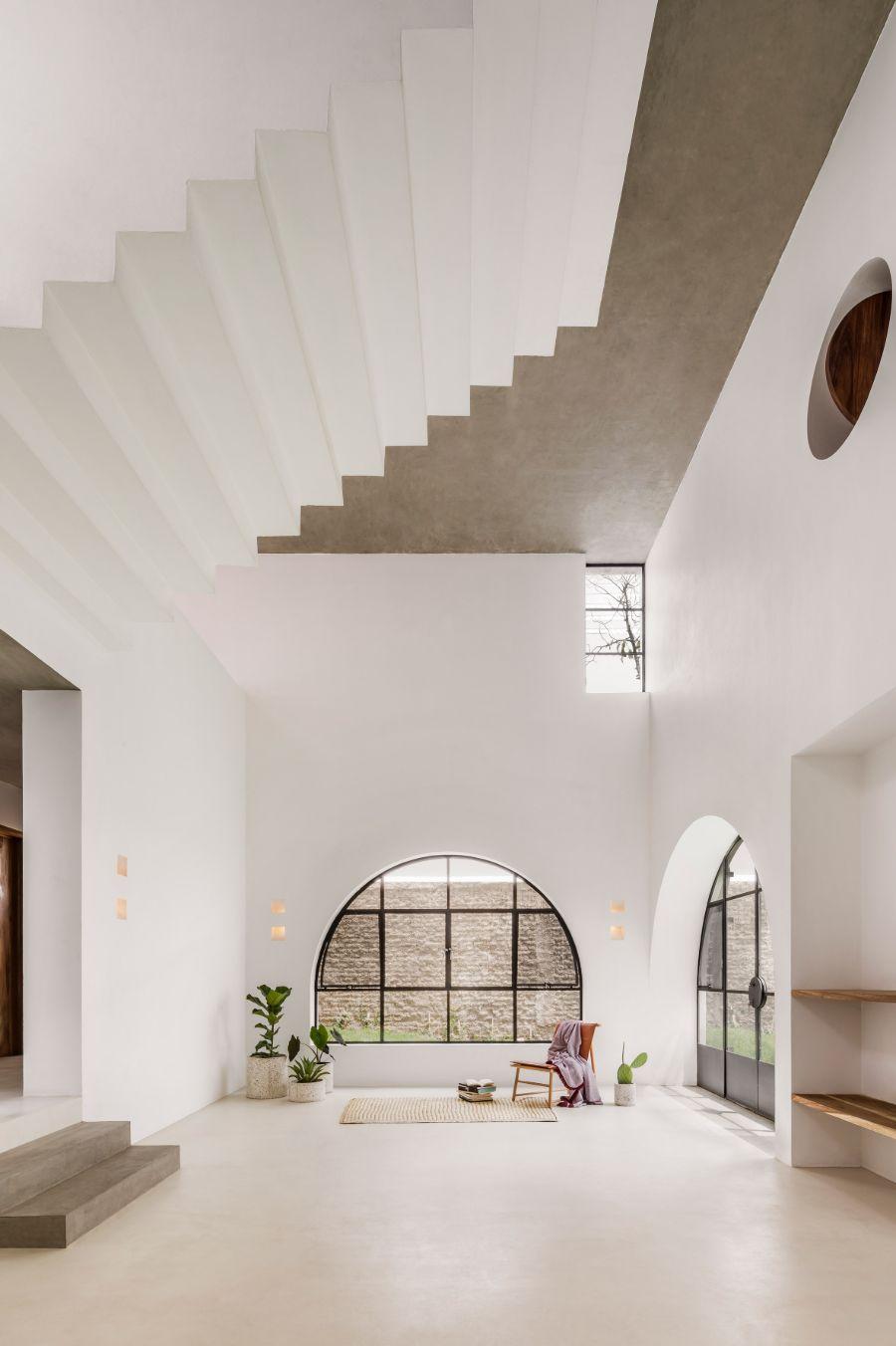 Casa A690 by Delfino Lozano