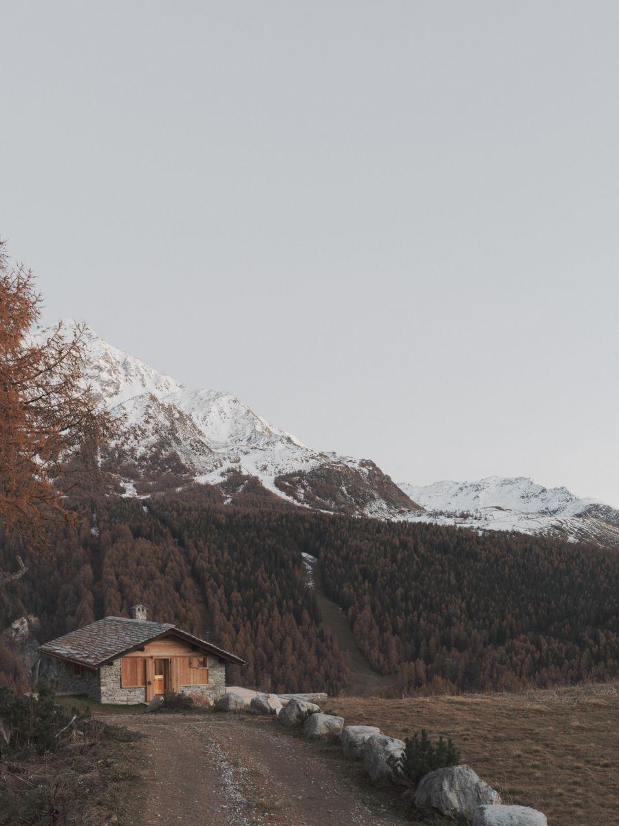 MV cabin by Luconi Architetti Associati