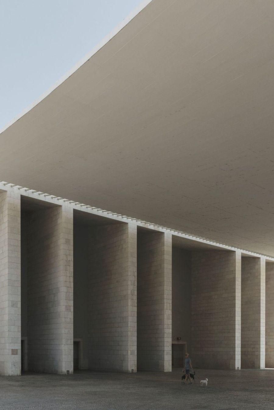 Portuguese National Pavilion by Álvaro Siza Vieira