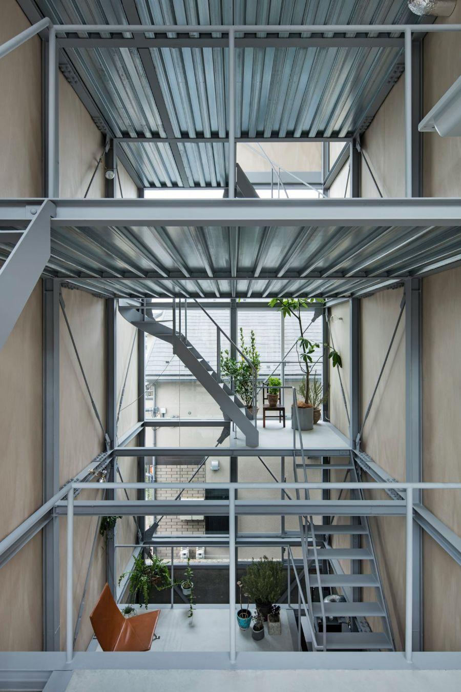 Ebisu No Ie by Tetsuo Yamaji Architects