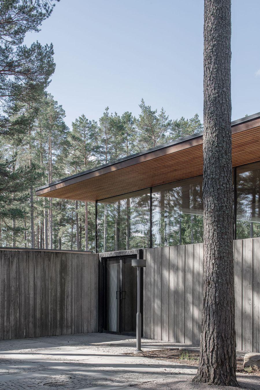 Gävle Crematorium by ELLT captured by Andy Liffner