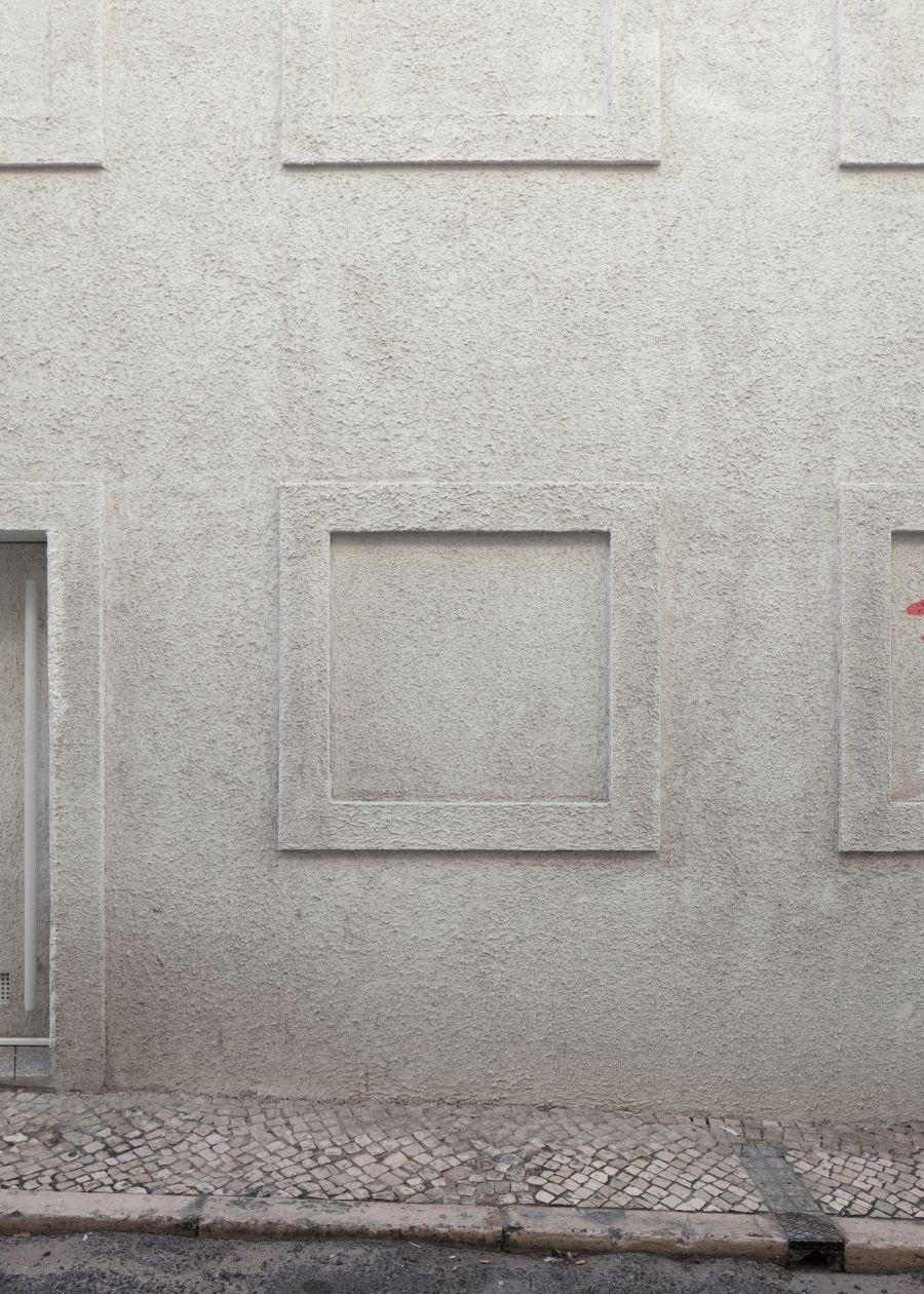 Dodged House by Leopold Banchini and Daniel Zamarbide
