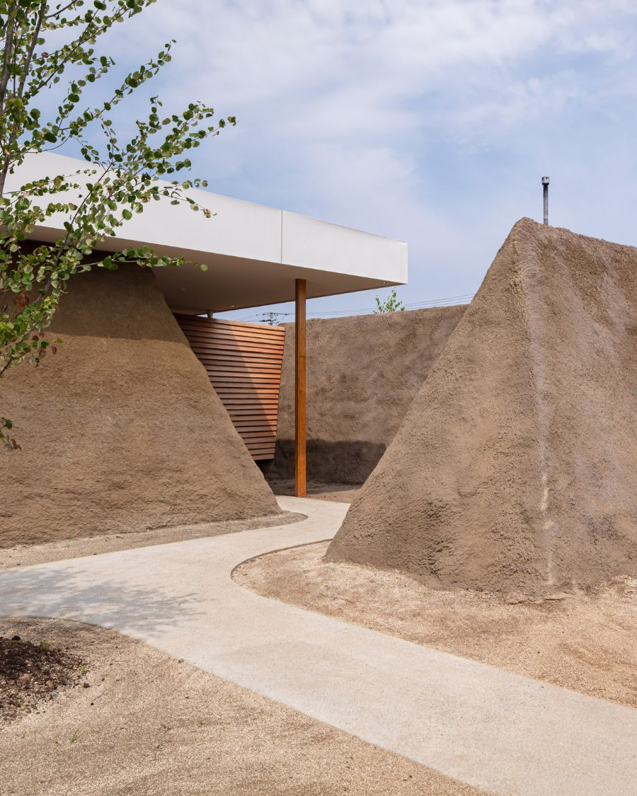 Soil House by ADX