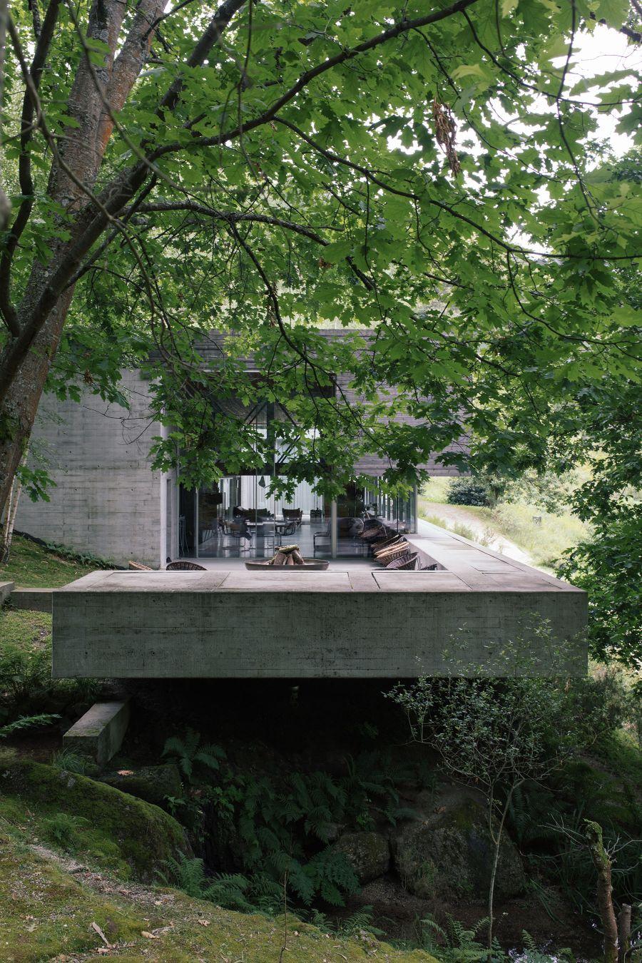 Otiima House captured by Thisispaper Studio