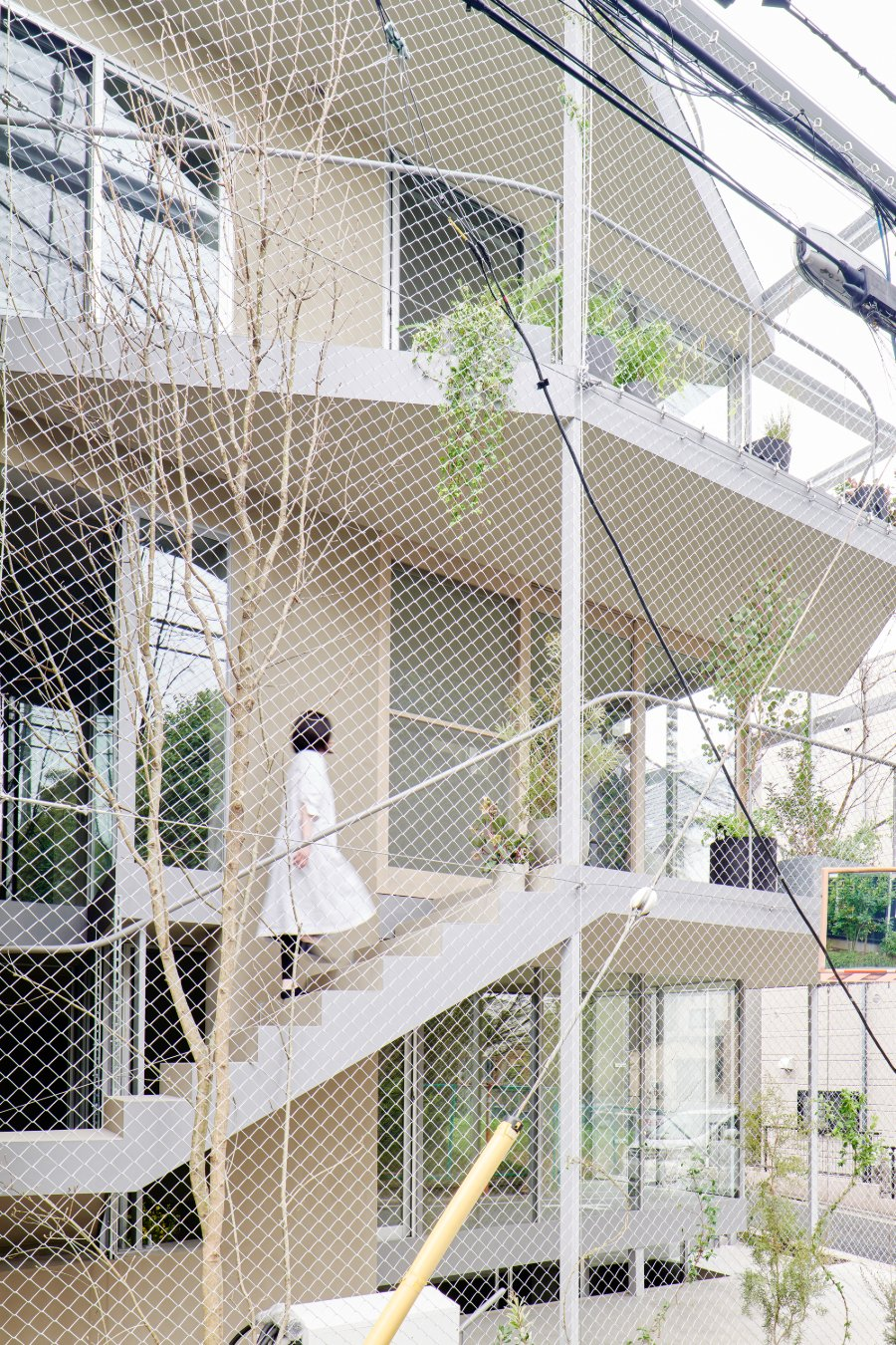 Weather House by n o t architects studio
