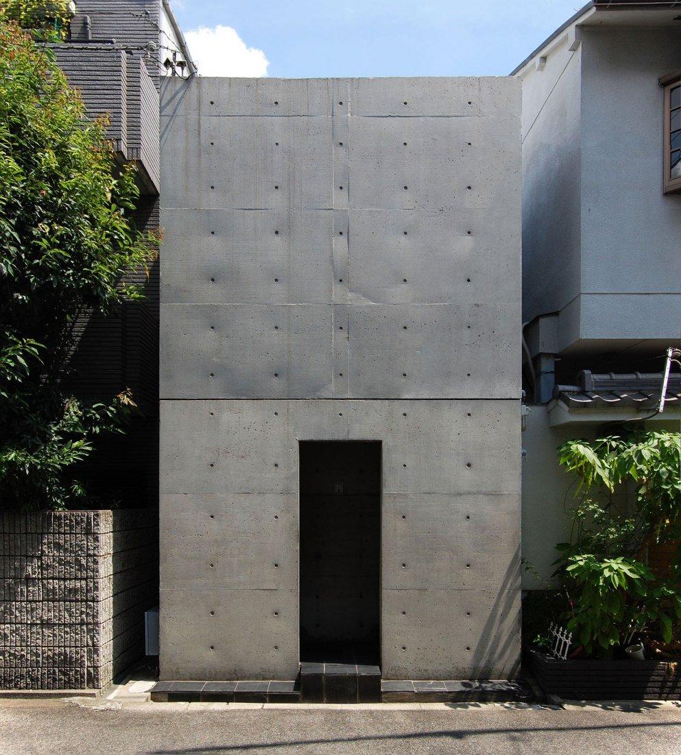 Row House (Azuma House) by Tadao Ando