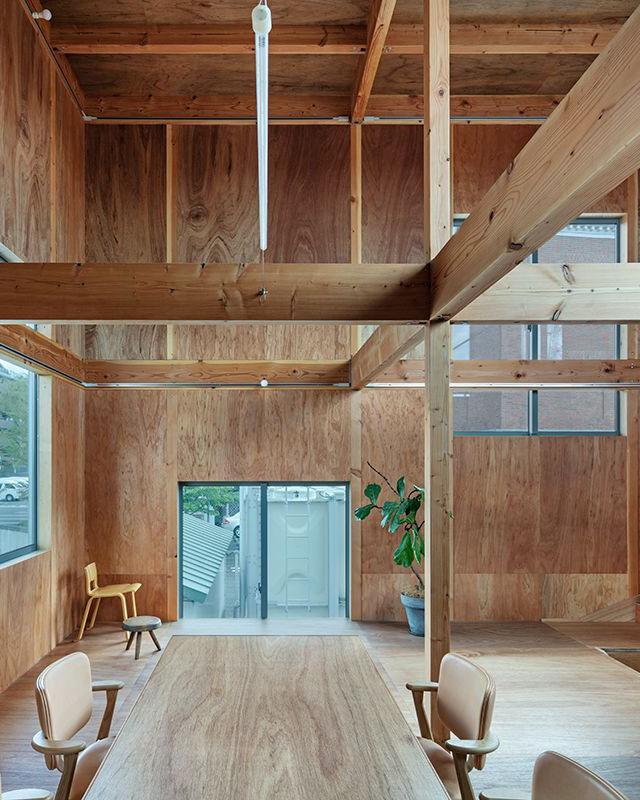 Toriguchi Sanci House by Schemata Architects