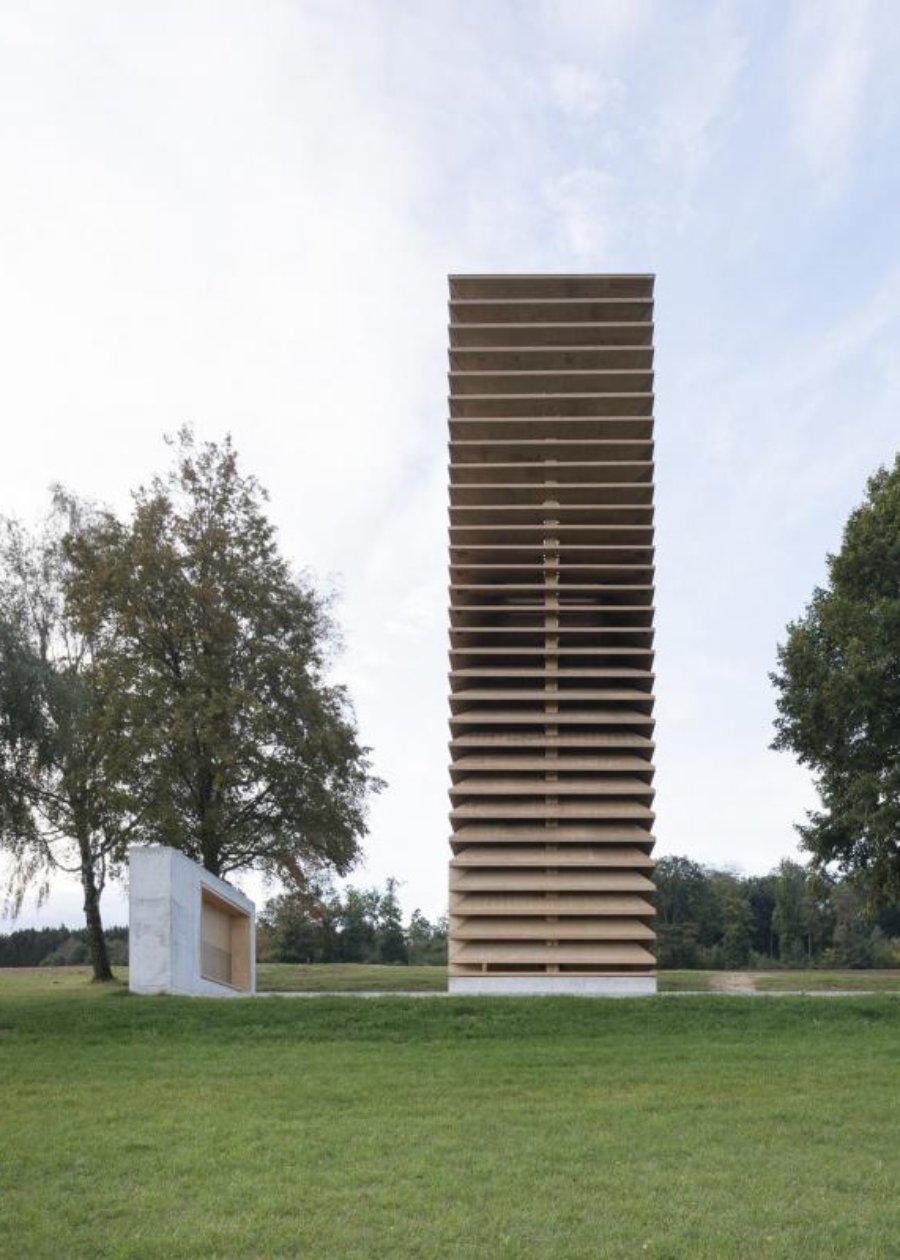 Kapelle Kesselostheim by Staab Architekten