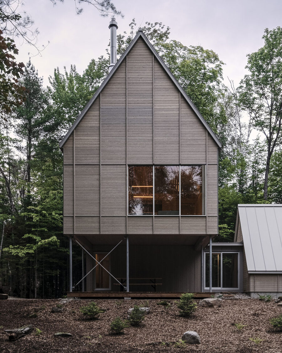 Beside Chalets by APPAREIL Architecture
