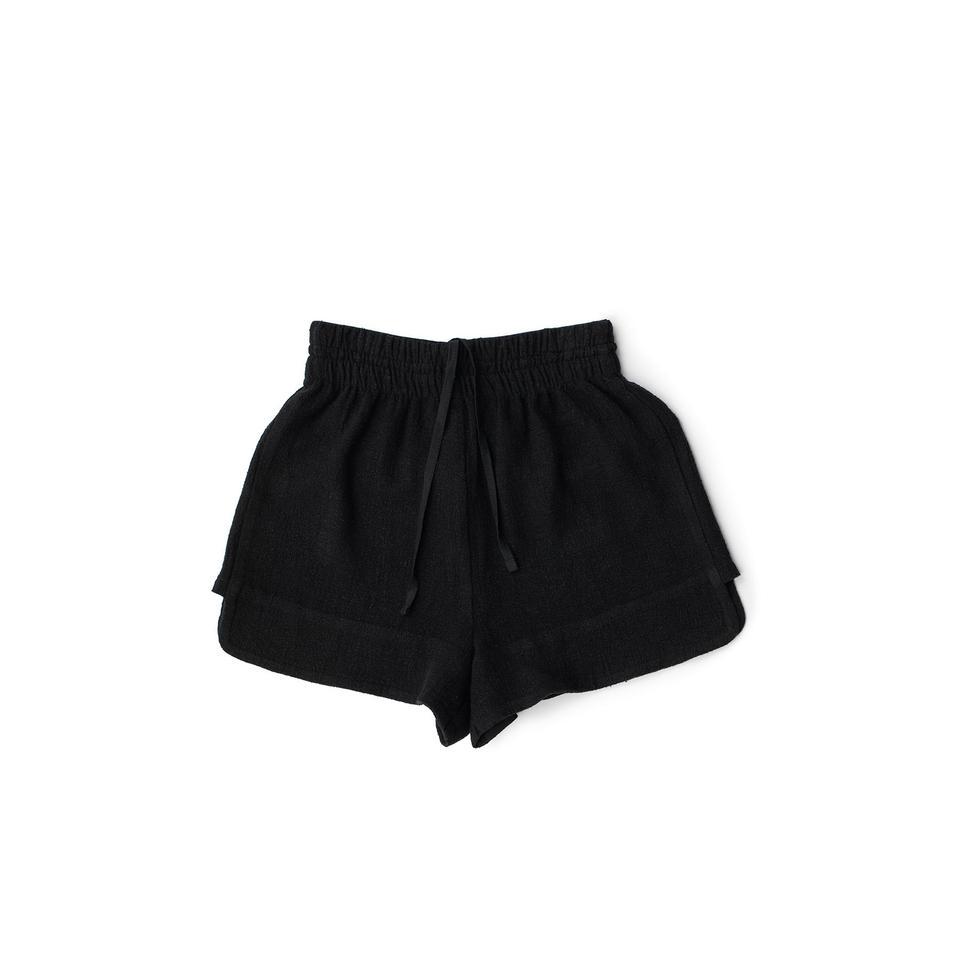 RAW Women Running Shorts Black