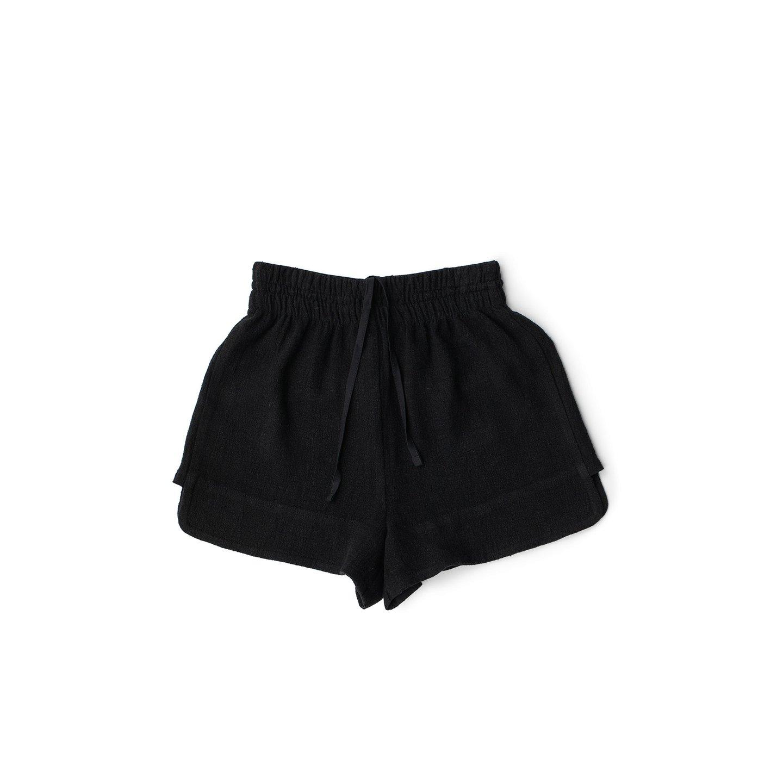 RAW Men Running Shorts Black