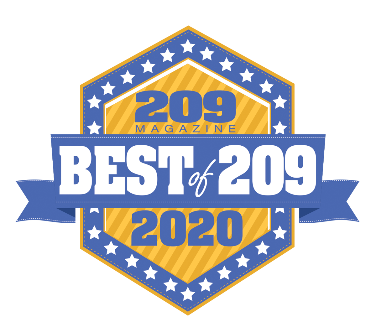 Best of the 209 area in 2020