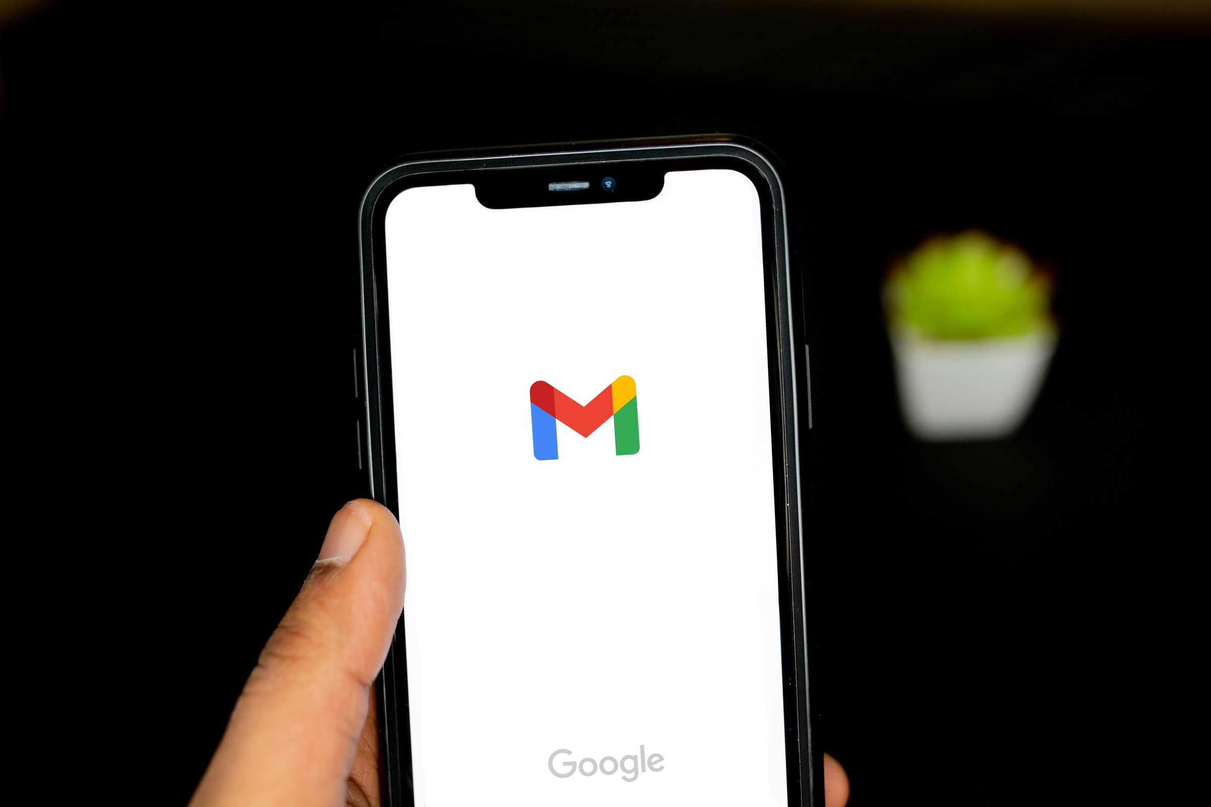 Email Marketing Phone Display