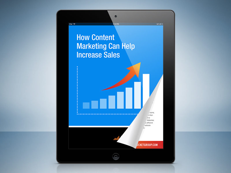 ebooks mockup content marketing strategy