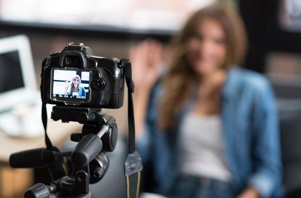 Video marketing production.