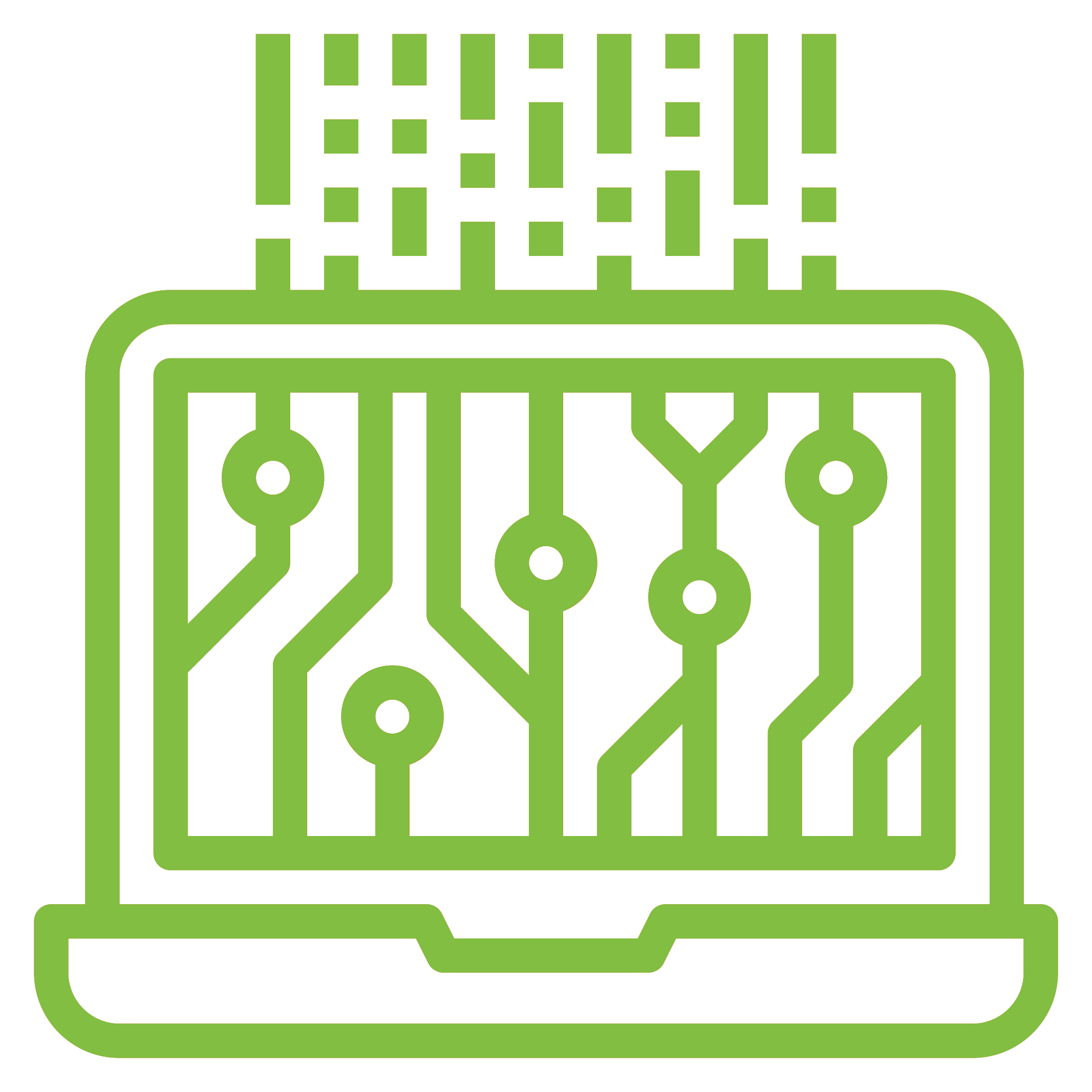 IT systems icon