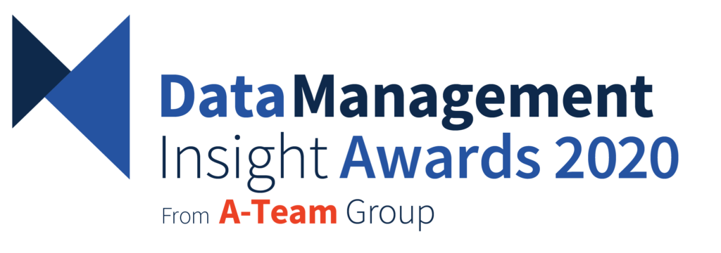 DMI Awards 2020 from A-Team Group Shortlist Badge