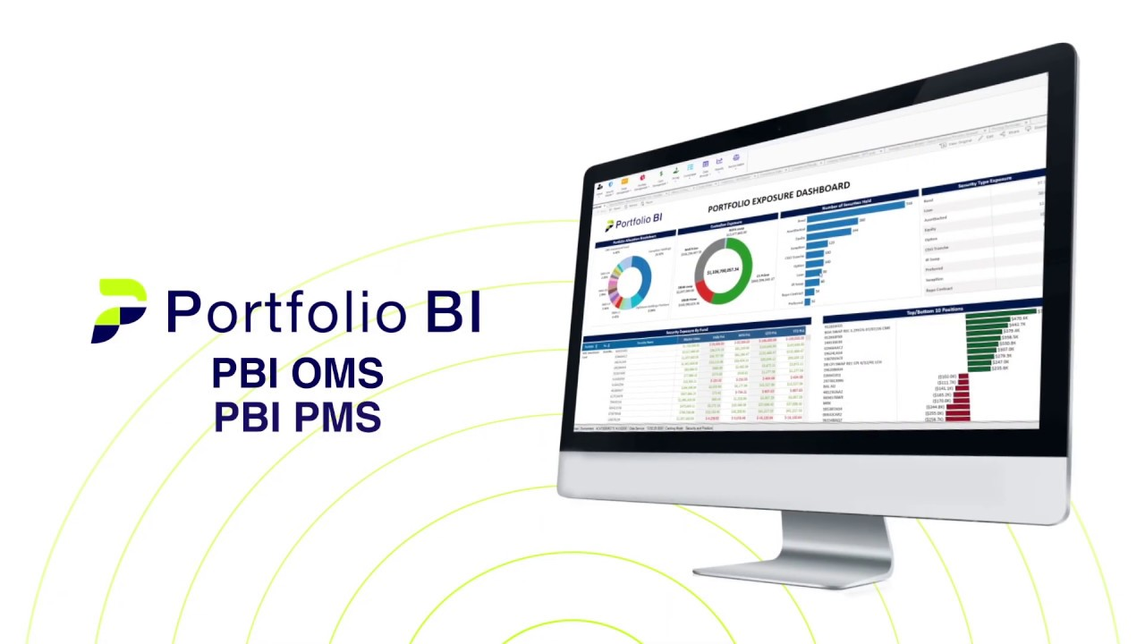 Portfolio BI Portfolio and Order Management Systems Overview Video Thumbnail
