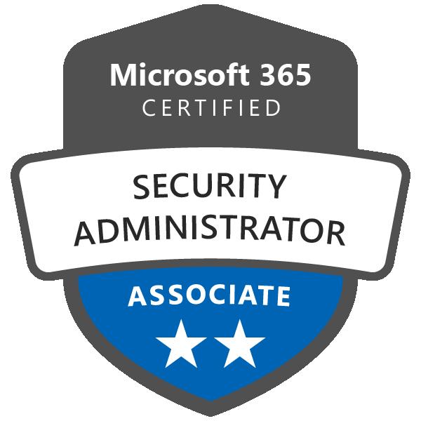 Portfolio BI Microsoft 365 Certified Security Administrator Associate