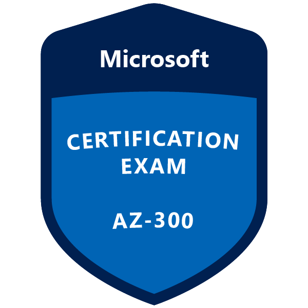 Portfolio BI Azure Architect Technologies AZ-300 Certified