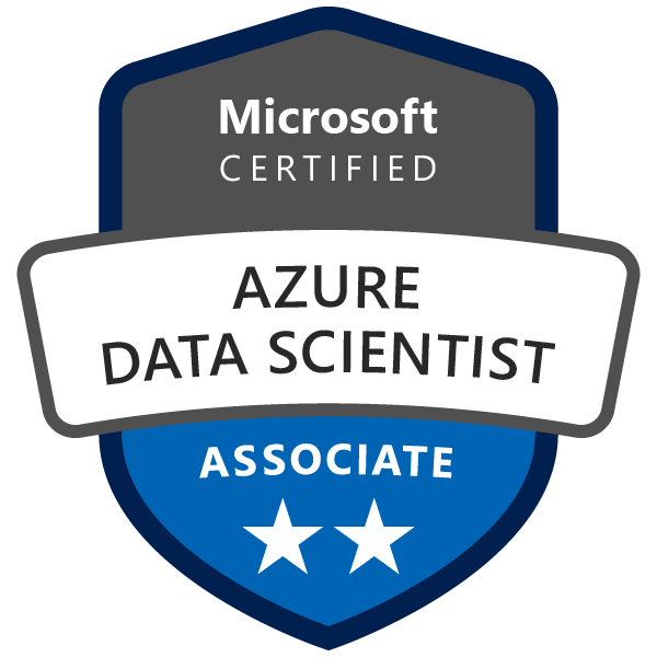 Portfolio BI Azure Data Scientist Associate Microsoft Certified