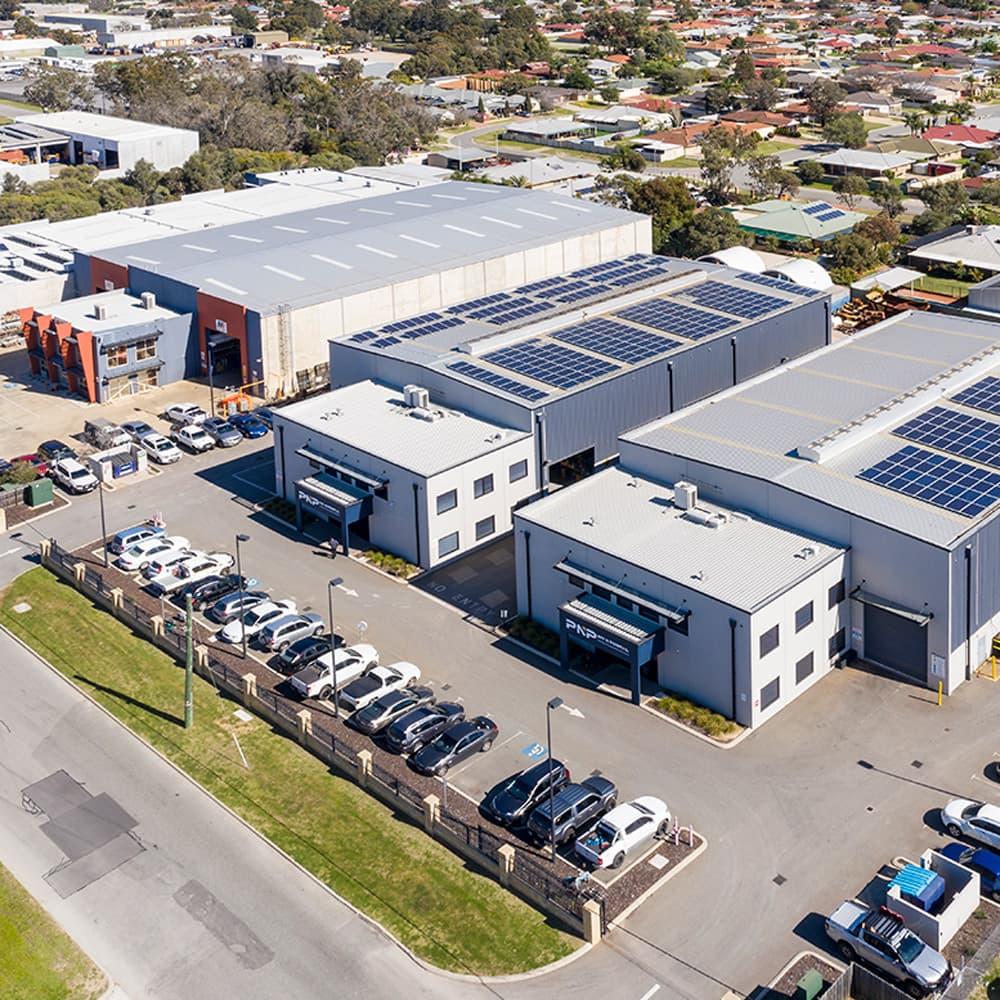 Mining Services Perth Facility