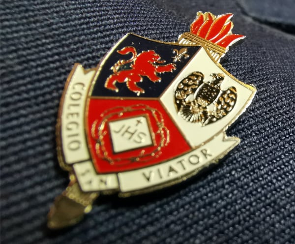 escudo colegio san viator