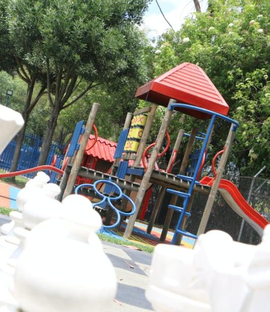 Parque de preescolar
