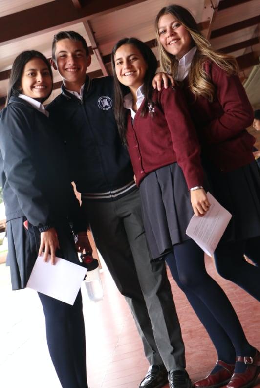 Estudiantes de bachillerato