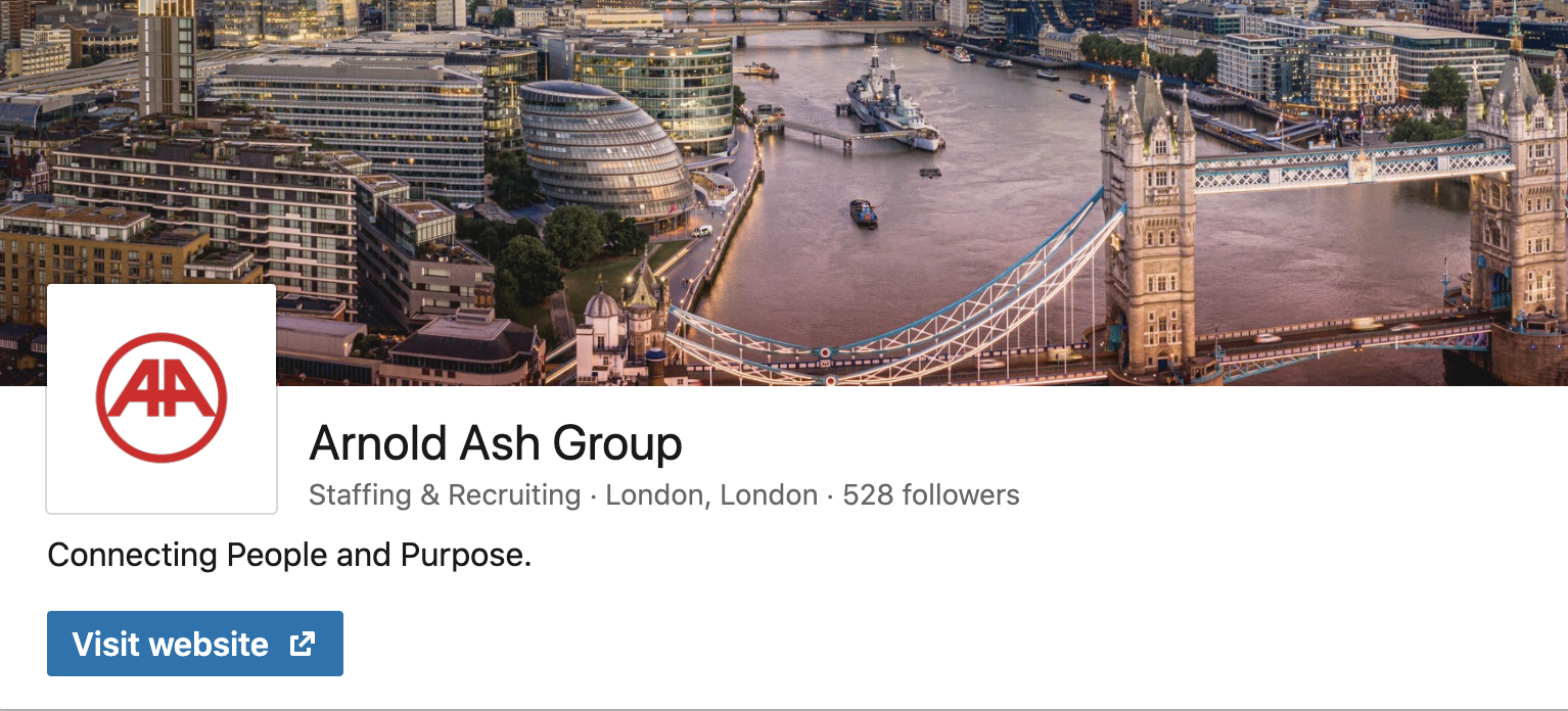 Arnold-Ash-LinkedIn-profile