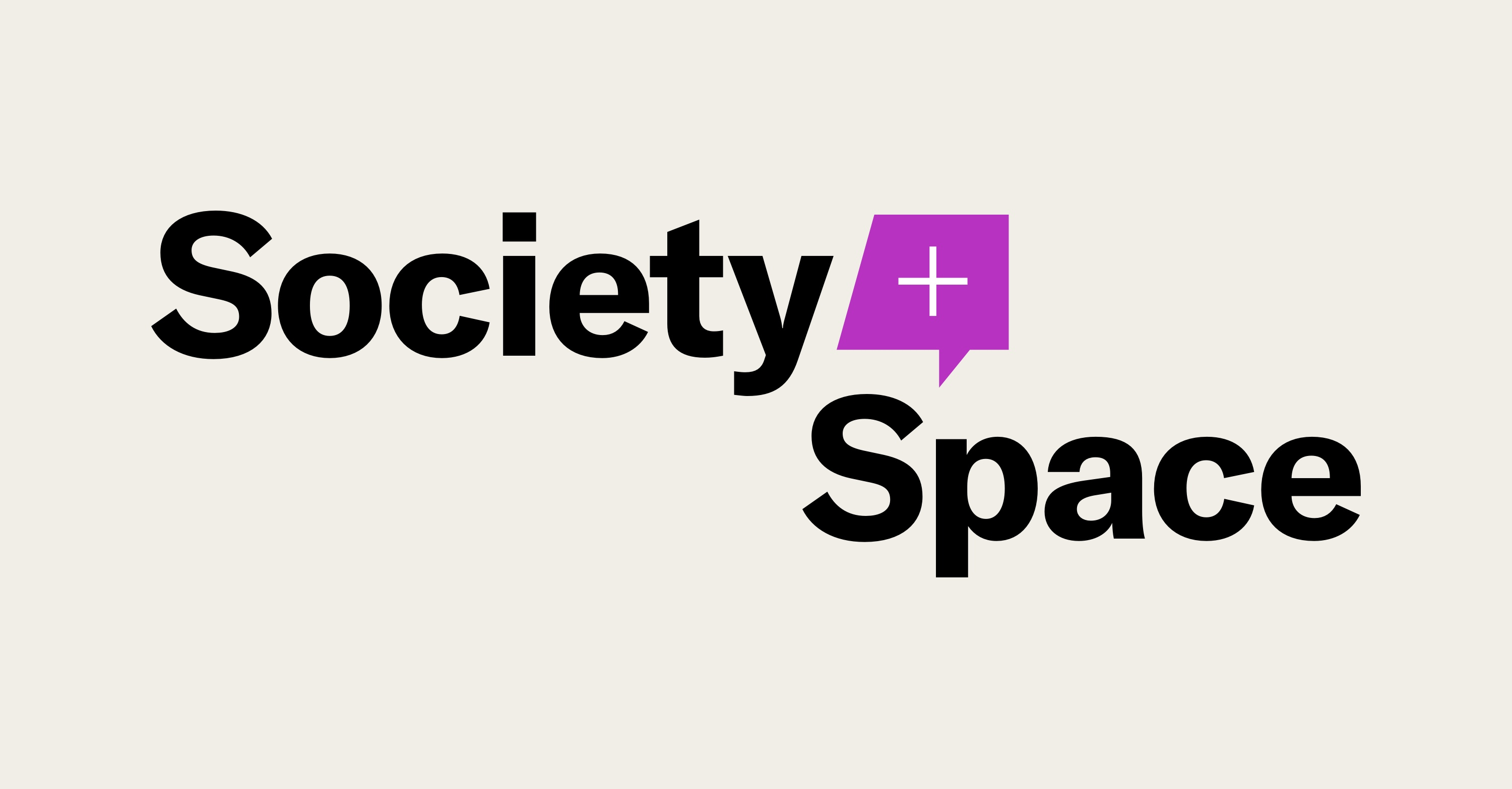 Society & Space