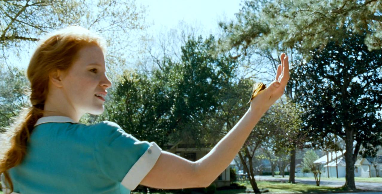 Screenshot. Terrence Malick, The Tree of Life (2011)