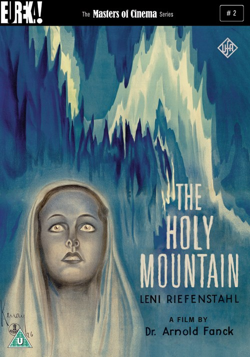Movie poster. Arnold Fanck, The Holy Mountain (1926)