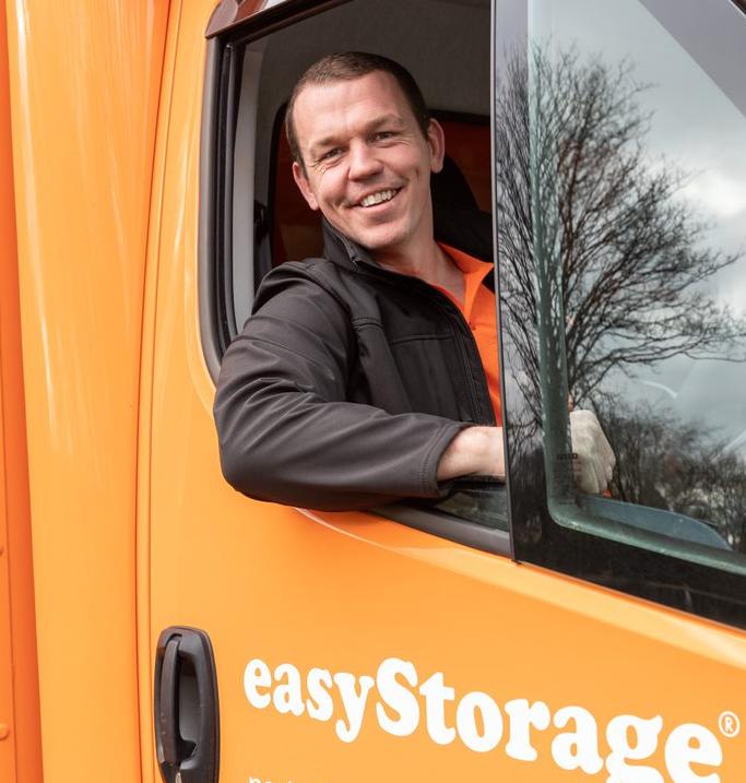 easyStorage Dundee self storage