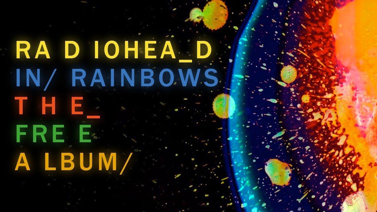 We Ranked the Songs on Radiohead's In Rainbows