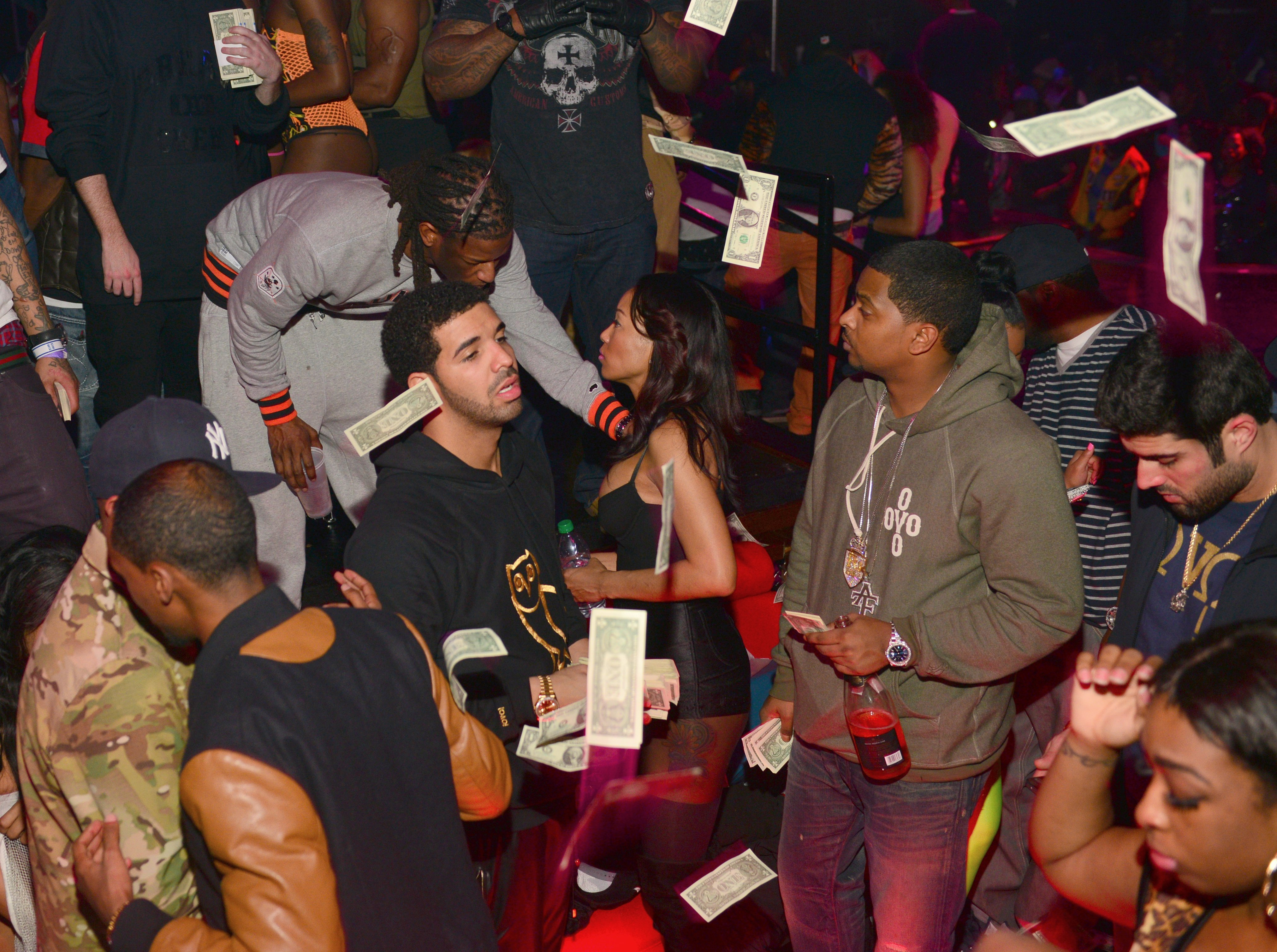 Where Drake Puts His Money