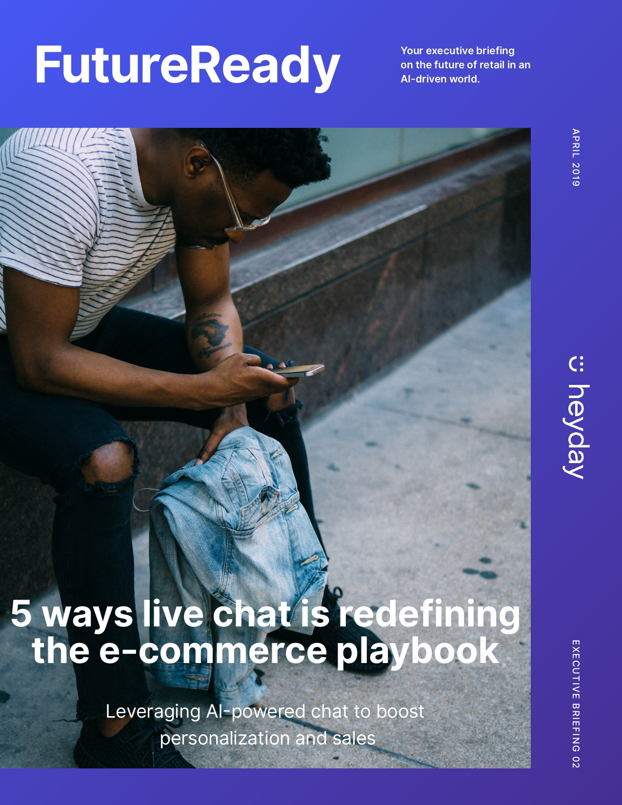 5 ways live chat is redefining e-commerce