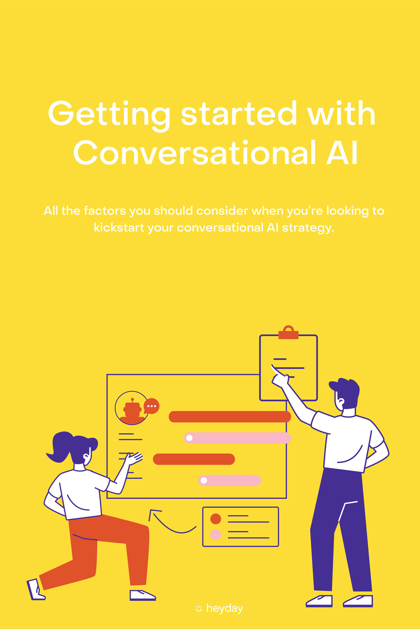Getting started with conversational AI