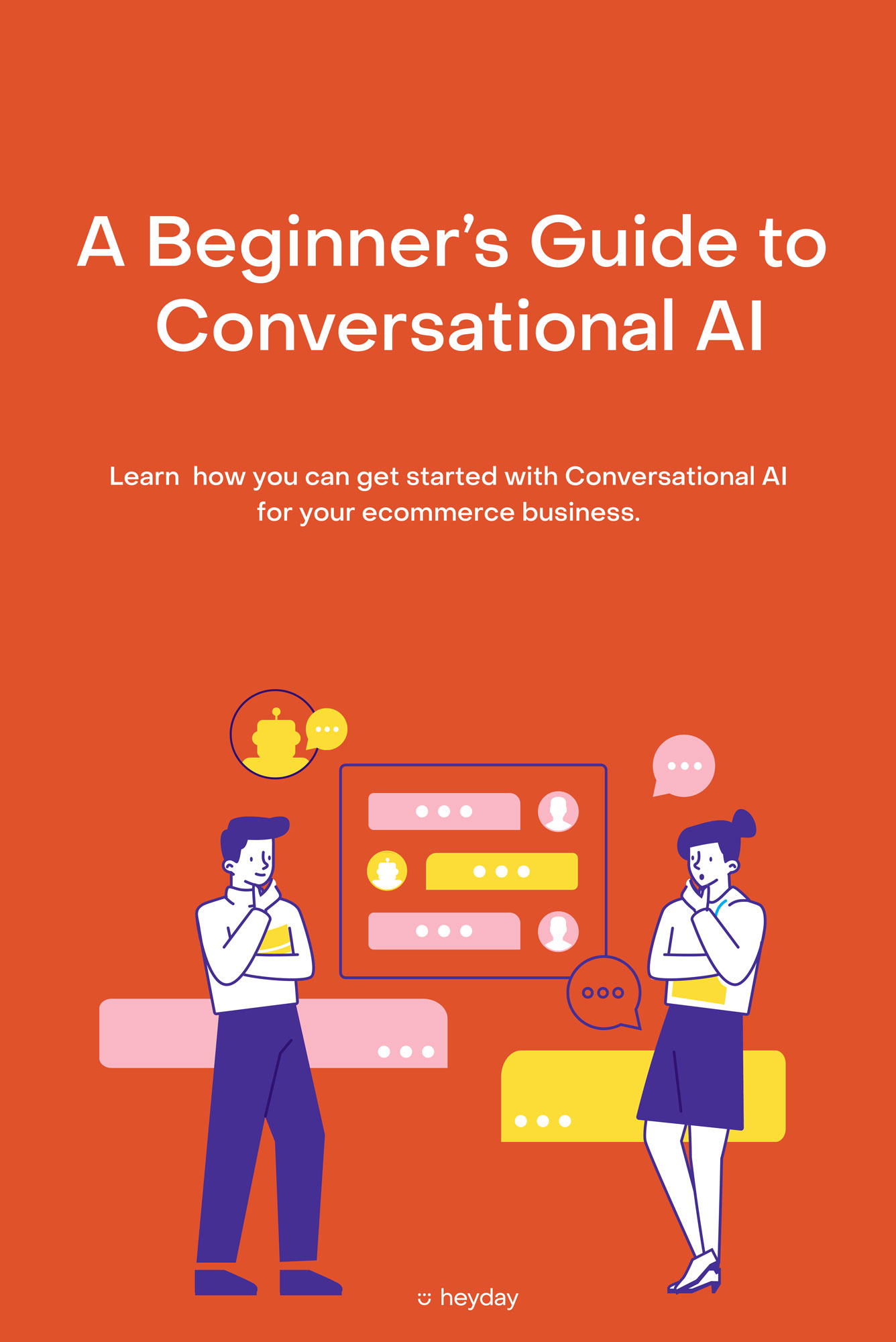 A beginner's guide to conversational AI