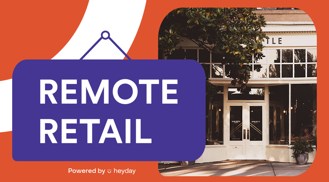 Heyday launches a free chat solution to help small and mid-sized Canadian retailers brave the coronavirus crisis