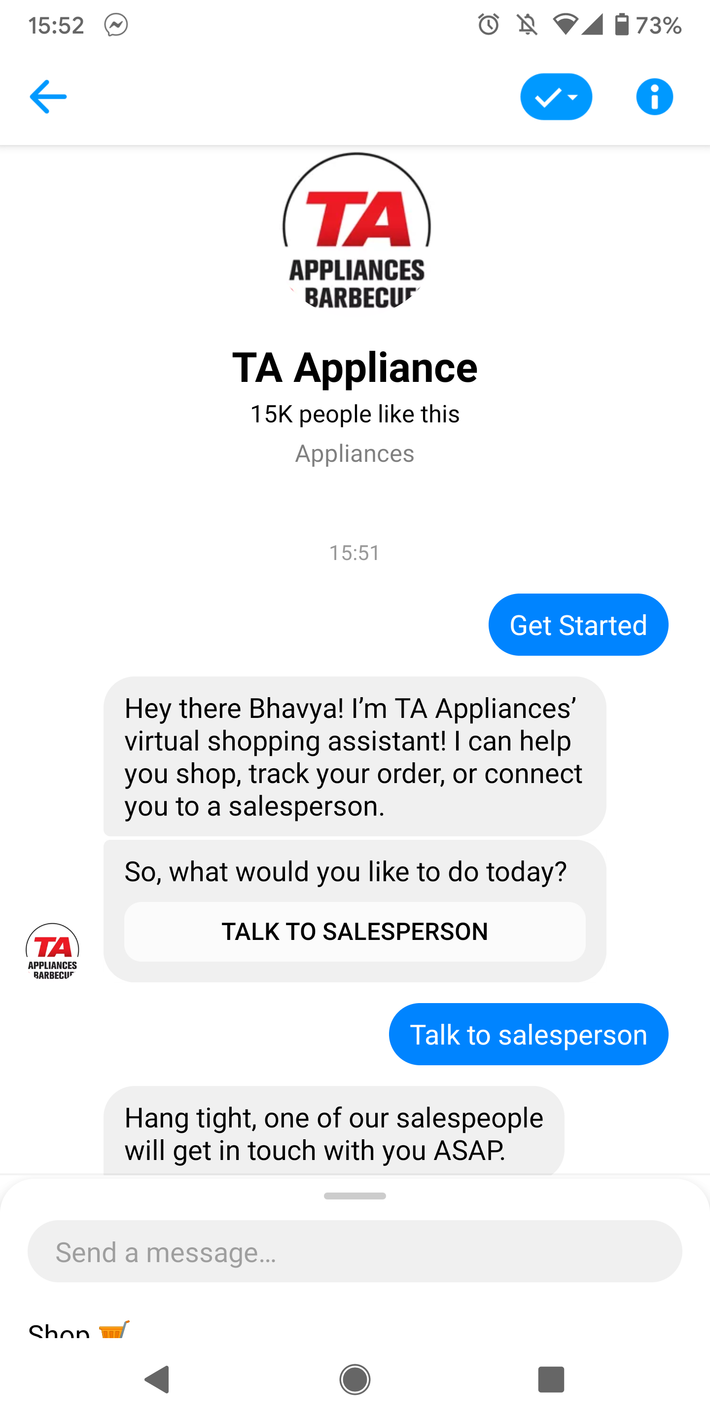 chatbot escalates to human agent_Heyday