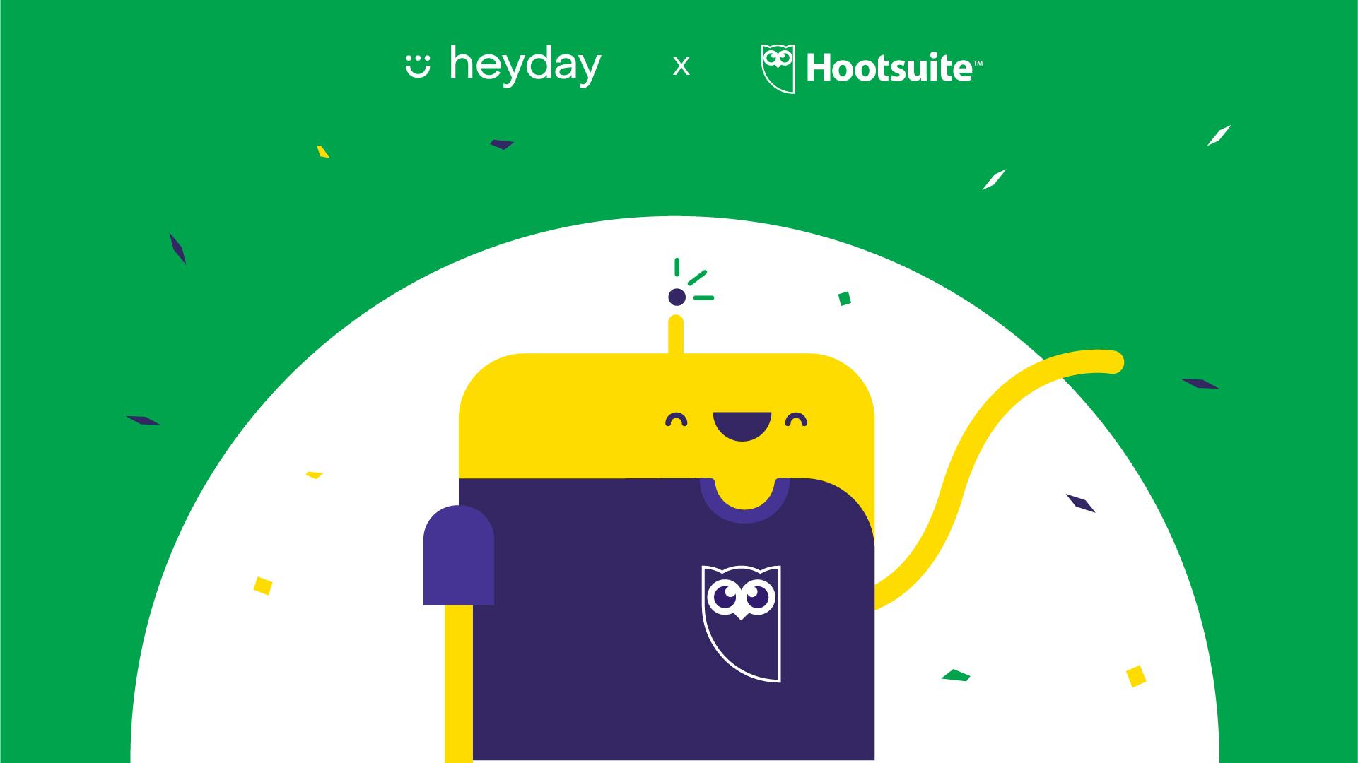 Hootsuite acquiert le leader de l'IA conversationnelle, Heyday, pour 60 millions $CA