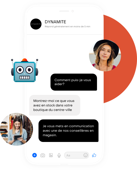 Gestion des conversations chatbot IA